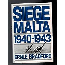 Siege: Malta, 1940-1943