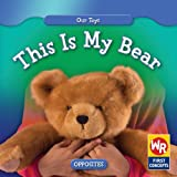This Is My Bear, Amanda Hudson, 0836892534