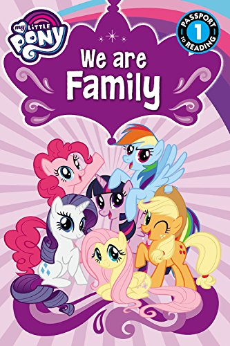 Magnolia Belle - My Little Pony: We Are Family (Passport to Reading Level 1)