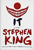 Book cover from It: A Novel by Stephen King