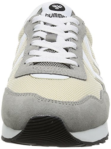 Grey Grey Low Adults' Sneakers Ii Sport Unisex Dove Reflex Top White Hummel w8qAavx