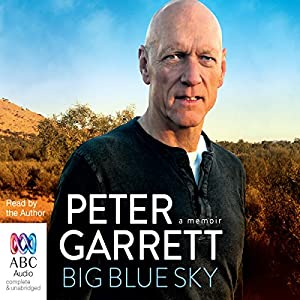 Big Blue Sky Audiobook