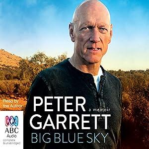Big Blue Sky Hörbuch