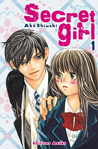 Secret Girl Tome 1 - Ako Shimaki