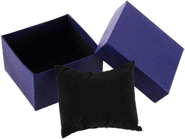 Hoveey Caja de Regalo de cartón para Joyas, Relojes, Caja de Almacenamiento: Amazon.es: Hogar