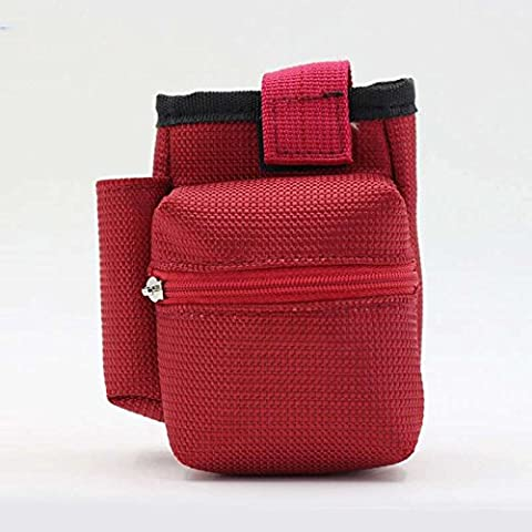 Rayley Multifunction Carrying Pouch Bag (Red) (Steel Vapor Mod)