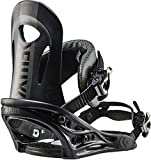 Flux Bindings Pr Mens Snowboard Binding 2017/18 Model, Black, Medium