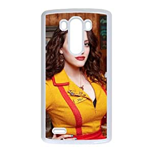 LG G3 Cell Phone Case White Elvis lqty