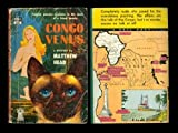 Front cover for the book The Congo Venus by Matthew Head