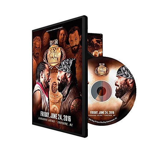Official Ring of Honor ROH Best in the World 2016 Event DVD