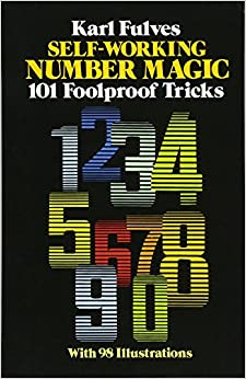 Book Self-Working Number Magic: 101 Foolproof Tricks (Dover Magic Books)
