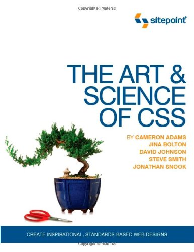 The Art and Science of CSS: Create Inspirational, Standards-Based Web Designs (Best Web Based Programming Language)
