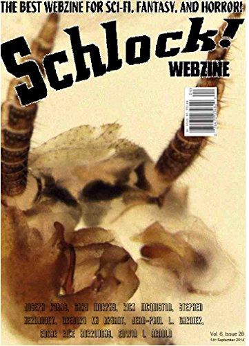 Schlock! Webzine Vol. 6, Issue 28