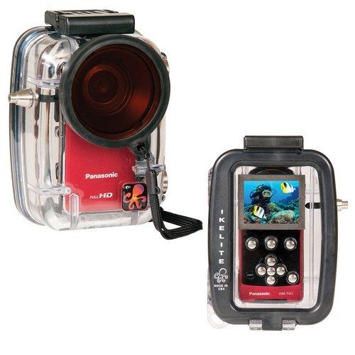 Ikelite Compact Video Underwater Housing for Panasonic HM-TA1 Camcorder