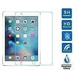 [1 pack]iPad Air 2 / iPad Pro 9.7 / iPad Air / iPad 9.7 2017 screen protector,iPad 9.7 Screen Protector,Clear High Definition Tempered Glass Screen Protector for iPad 9.7 inch Screen Protector