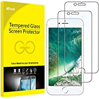 JETech Screen Protector for Apple iPhone 8 Plus and...