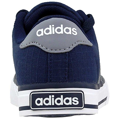 Pictures of adidas NEO SE Daily Vulc K Kids AQ1283 Collegiate Navy/Grey/White 6