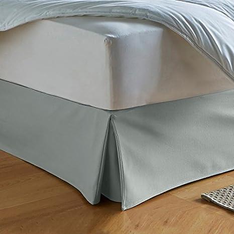 Cubresomier de 160 x 200 cm, color gris