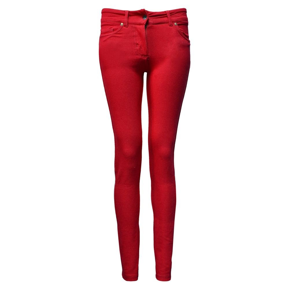 Noroze Women's Ladies Skinny Fit Denim Look Jeggings