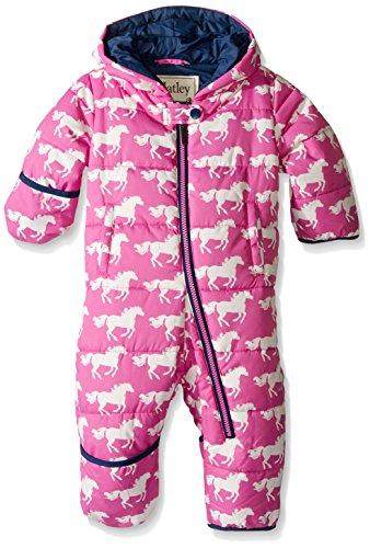 Hatley Baby Girls' Winter Bundler, Fairy Tale Horses, 6-12 Months