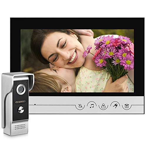 Intercom Monitor - Video Doorbell,9