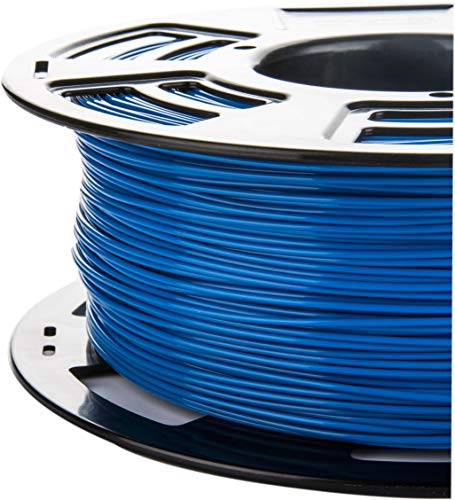 Stronghero3D 3D Printing PLA Filaments 1.75mm Accuracy +/-0.05mm Net Weight 1KG (Blue)