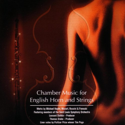 Chamber Music for English Horn and Strings for sale  Delivered anywhere in USA