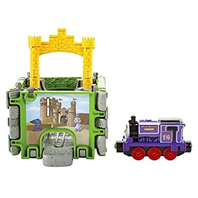 Fisher-Price Thomas & Friends Take-n-Play, Charlie at Ulfstead Castle: Toys & Games