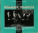 Klingler Quartett Vol. 2, Haydn, Mozart & Tchaikovsky String Quartets