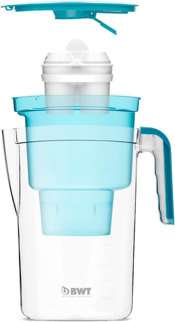 1 Kartusche Magnesium Mineralized Water Kalkschutz f/ür Ihre Haushaltsger/äte BWT Wasserfilter VIDA 2,6 l pink inkl 12 Filterkartuschen Soft Filtered Water inkl Jahresvorrat