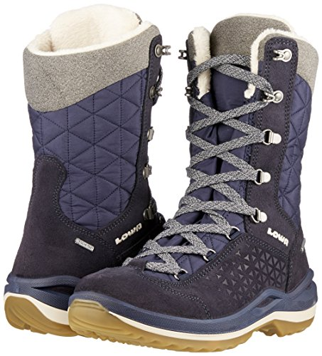 Senderismo 0649 Barina Zapatos navy High Mujer Para Lowa Rise Ii De Azul Ws Gtx gxwWaHqO8