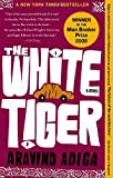 Book cover for The White Tiger: A Novel