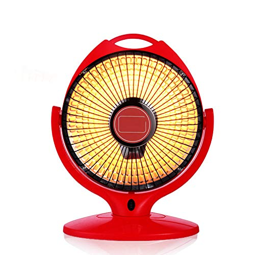 GNOONEQ Heater Fashion Desktop Home Office Portable Energy-Saving Electric Heating Halogen Tube Fever Mini Air Conditioner