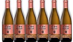 2014 Slow Press Chardonnay Pack, 6 x 750 mL White Wine