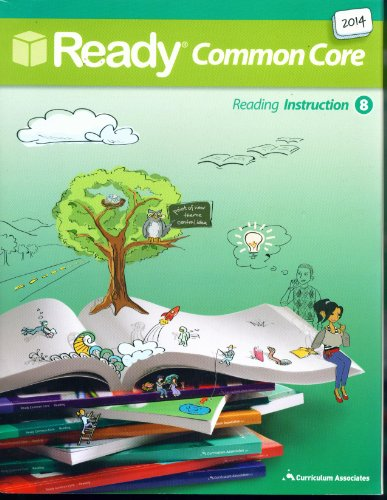 Ready Common Core: Reading Instruction 8