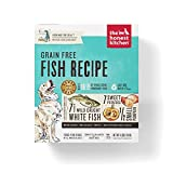 Honest Kitchen The Human Grade Dehydrated Grain Free Fish Dog Food, 4 lb - Zeal