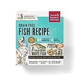 Honest Kitchen Human Grade Dehydrated Grain Free Fish Dog Food 4 lb - Zeal