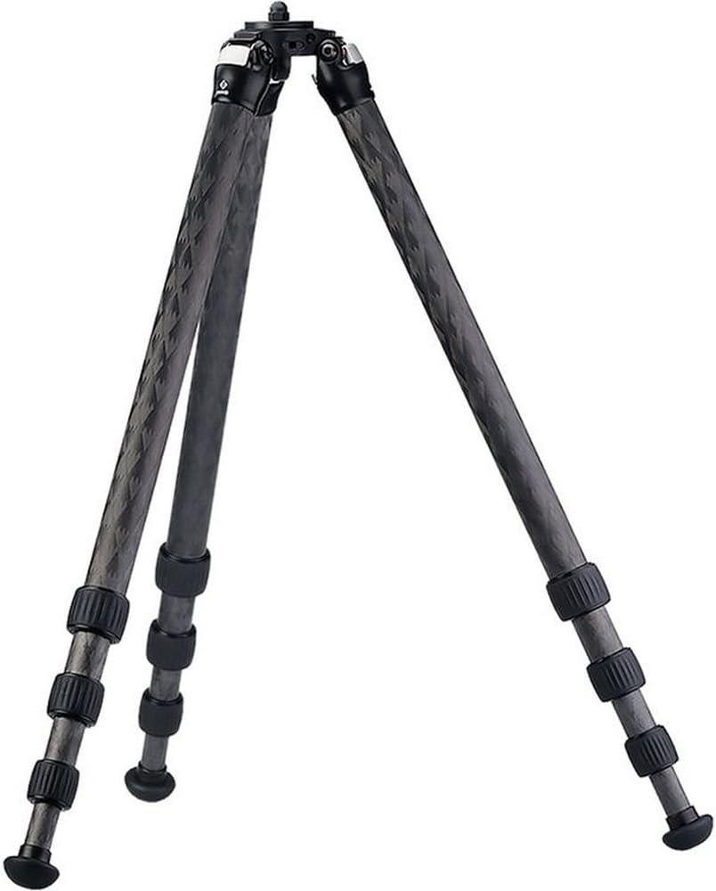 Payload 85 lb Height 49.5 Max Really Right Stuff TVC-24 Series 2 4-Leg Sections Mk2 Versa Apex Carbon Fiber Tripod