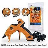 Gorilla 8401509 Hot Glue Gun and Sticks, 30 ct