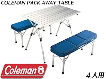 テーブル セット コールマン