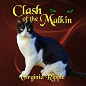Clash of the Malkin: War of the Malkin Novella Series, Book 3 | Virginia Ripple