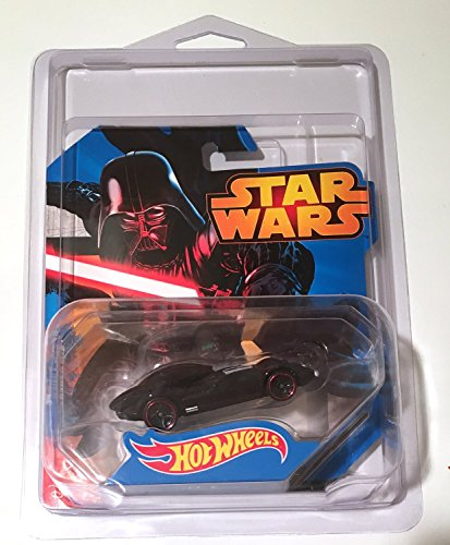Hot Wheels Toy Car Holder Case : Hot wheels star wars car protective cases set of clear