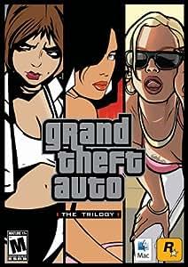 Grand Theft Auto Trilogy - Standard Edition