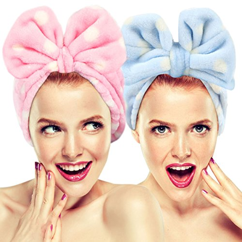 Makeup Headbands Shower Hairizone Elastic