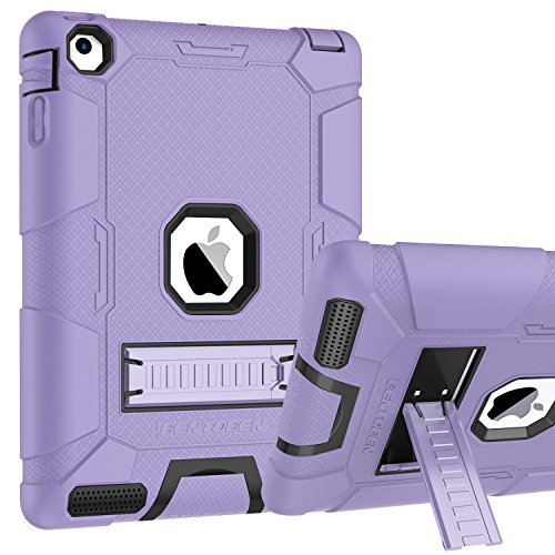 iPad 2 Case,iPad 3/4 Case,BENTOBEN Kickstand Anti-slip 3 in