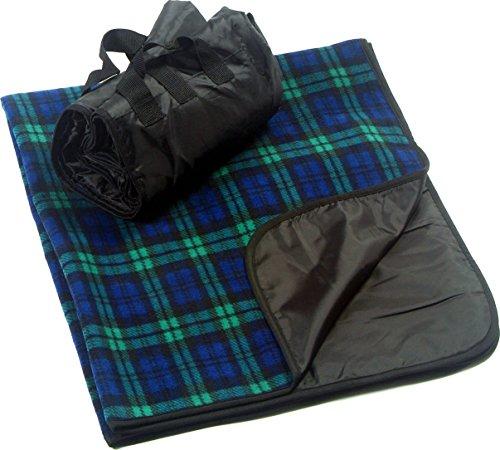 (CozyCoverz Outdoor Rainproof & Windproof Stadium Blanket/Picnic Blanket 50