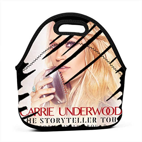 Carrie Underwood Stylish Portable Lunch Bag