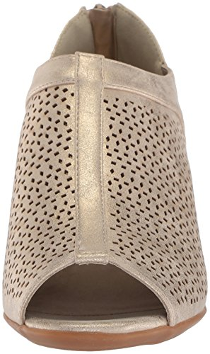 Ankle Steff Street Gold Boot Women's Metallic Easy 1gqtwvfxq