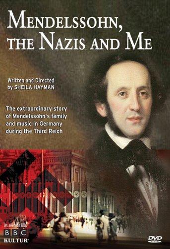Mendelssohn: Nazis & Me [DVD] [Import] B002VR9QZU