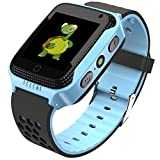 Smart Watch for Kids - Smart Watches for Boys Smartwatch GPS Tracker Watch